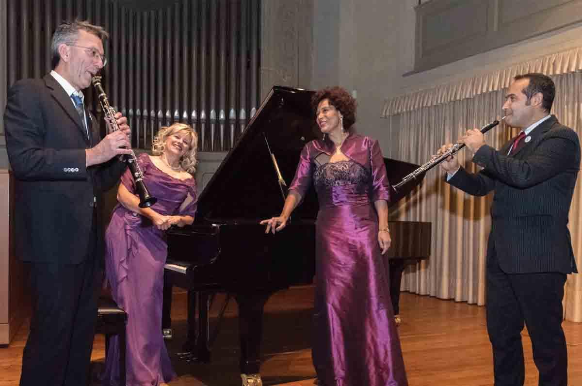 Concerto del Quartetto Harmony Ensemble