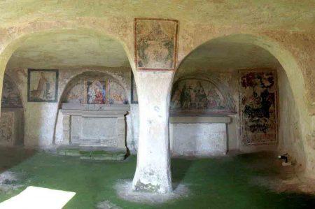 Cripta della Madonna della Grotta