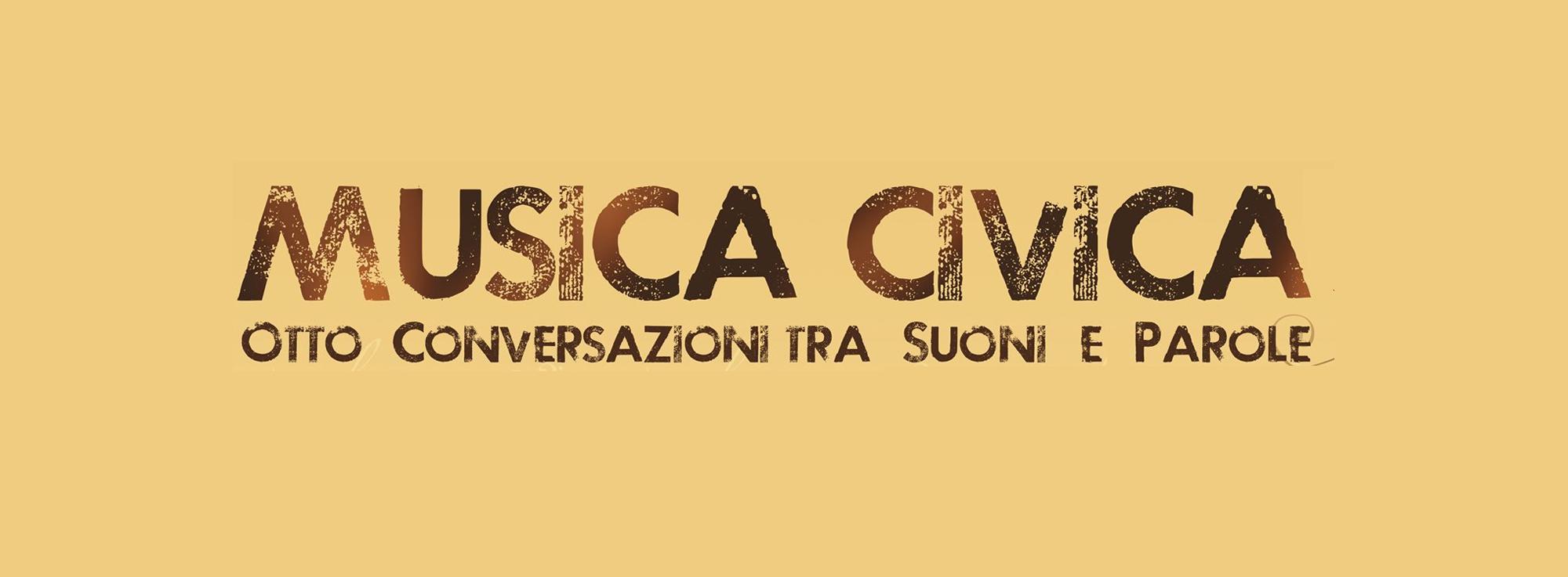 Foggia: Musica Civica – Conversazioni tra suoni e parole