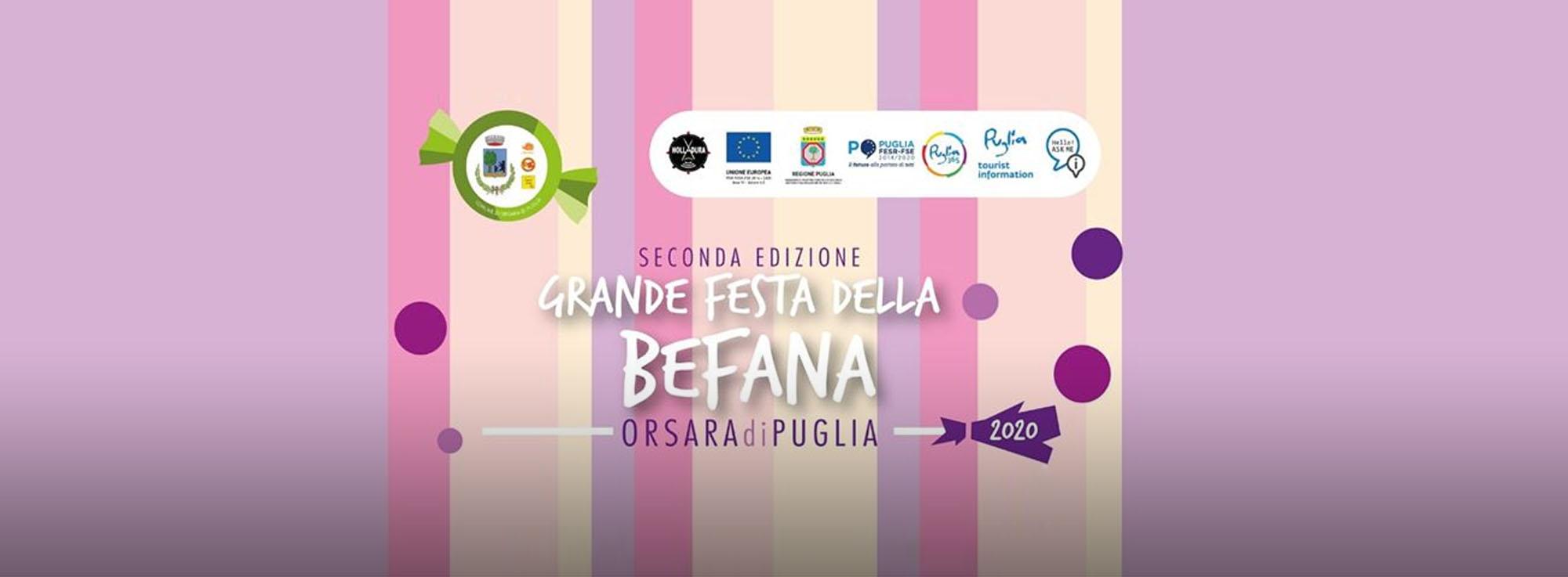 Orsara di Puglia: Casa della Befana