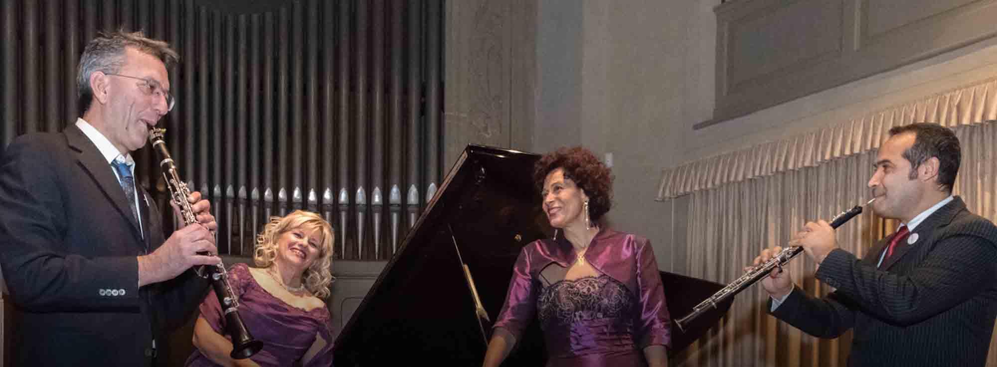 Brindisi: Concerto del Quartetto Harmony Ensemble