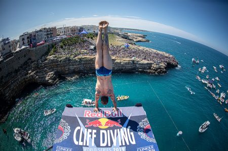 red bull cliff diving 2020
