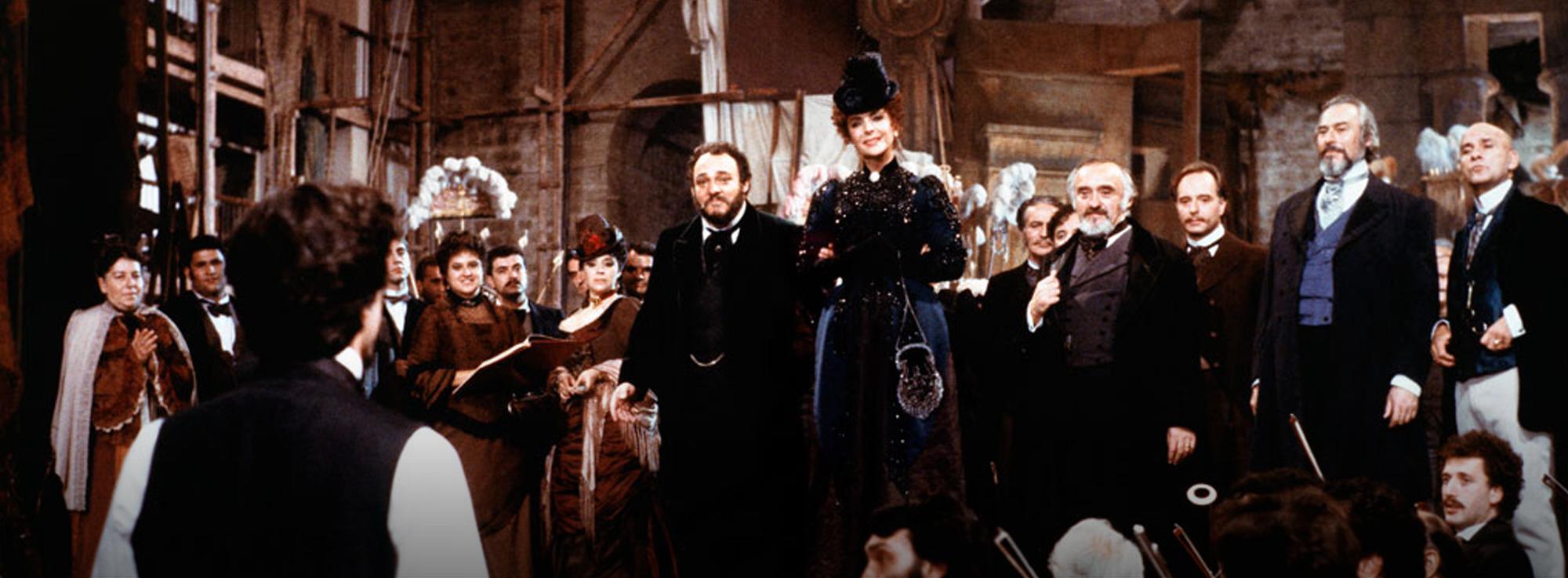 Bari: Cinema e Opera lirica