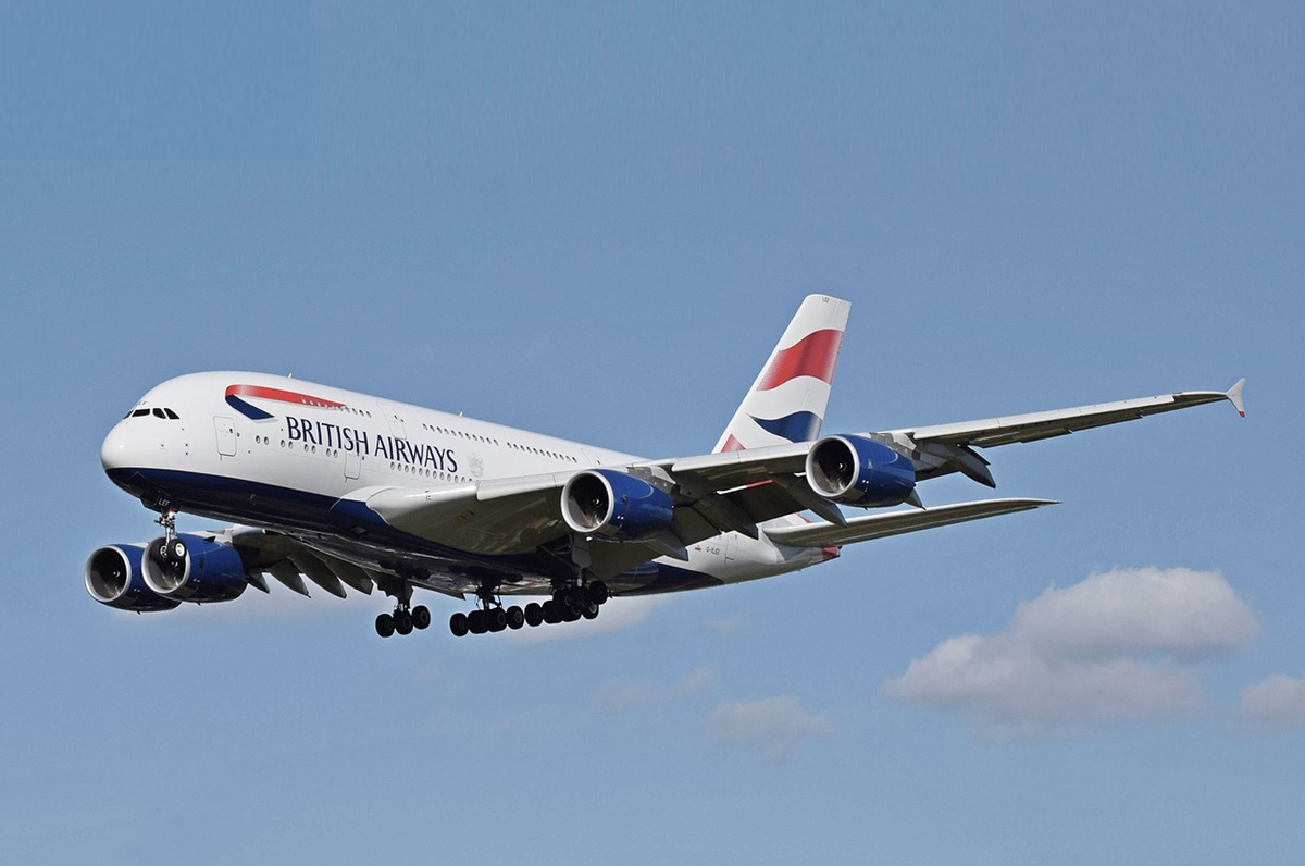 british airways brindisi londra