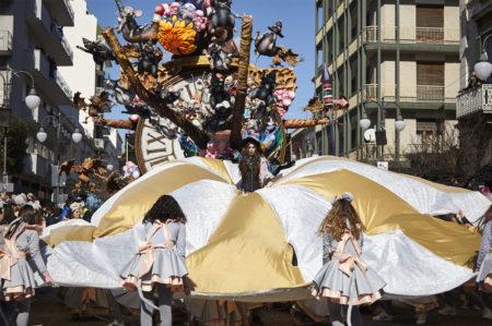 Carnevale di Putignano annullato per il Coronavirus