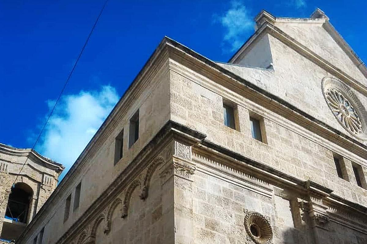 Chiesa Matrice, la perla rinascimentale di Mola di Bari