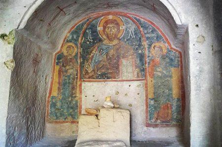 grotte di dio mottola