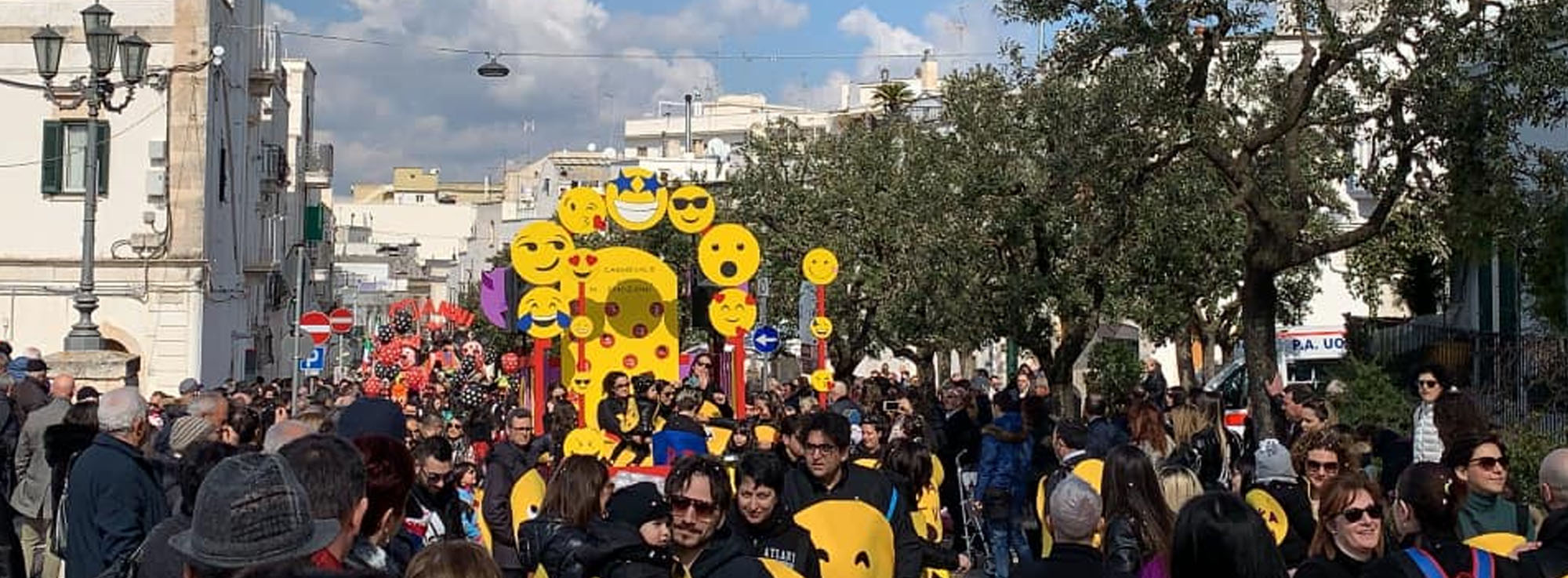 Locorotondo: Carnevale di Locorotondo