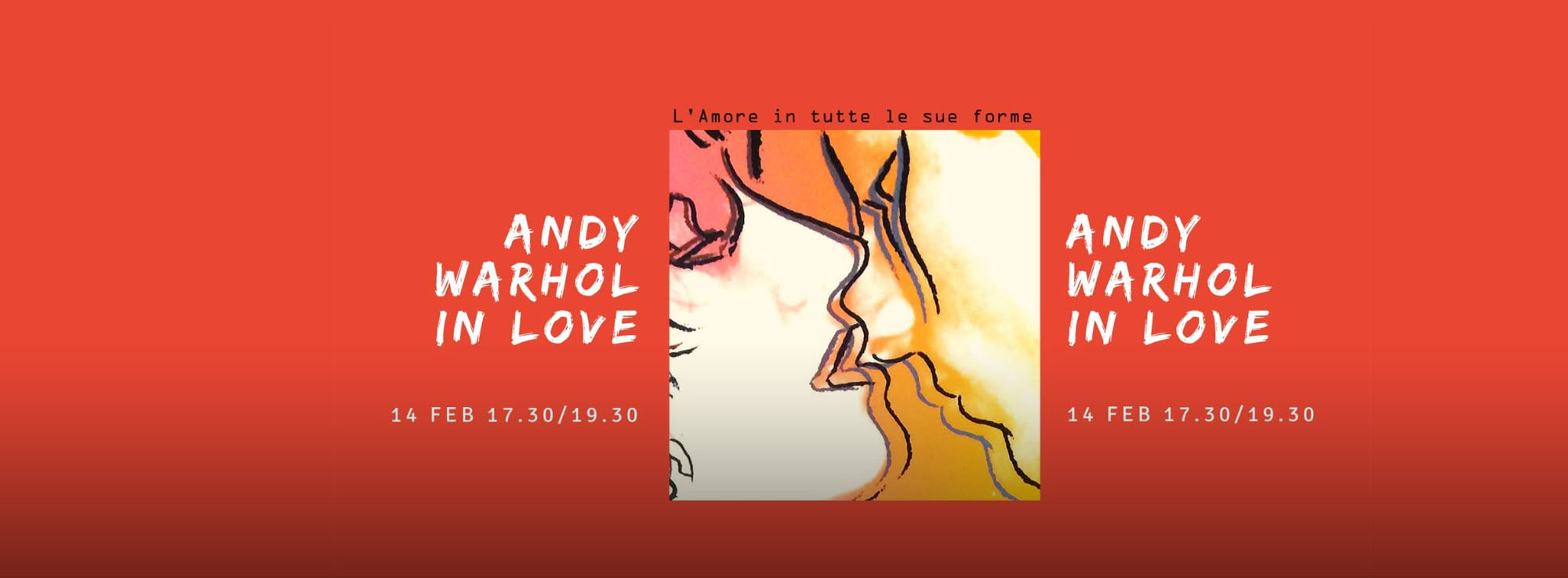 Mesagne: Andy Warhol in Love