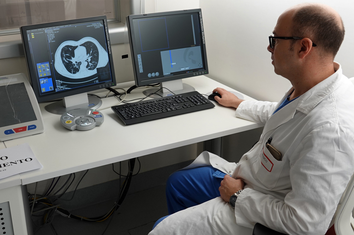 radiologia di emergenza Policlinico Bari