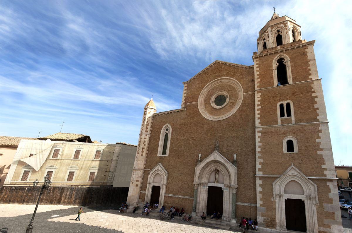 Cattedrale di Lucera, duomo dedicato a Santa Maria Assunta