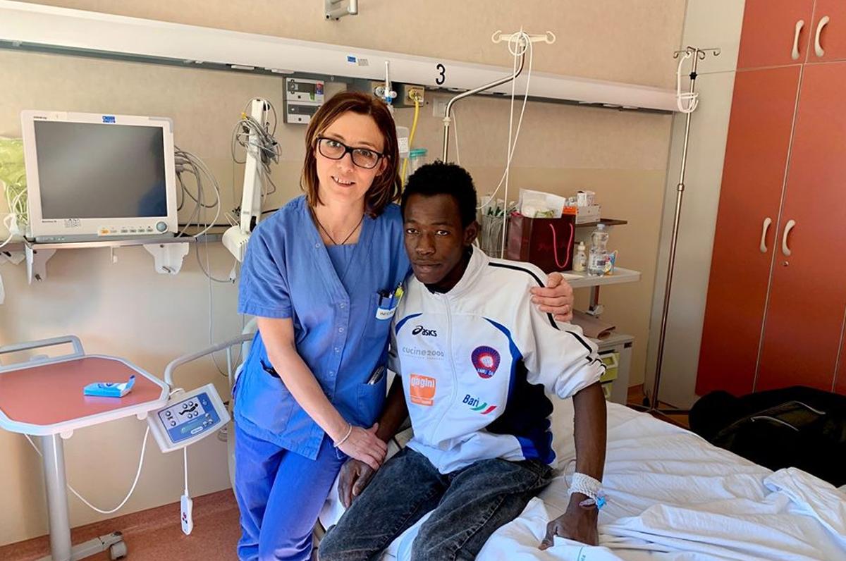 Epatite fulminante, Policlinico di Bari salva giovane 20enne