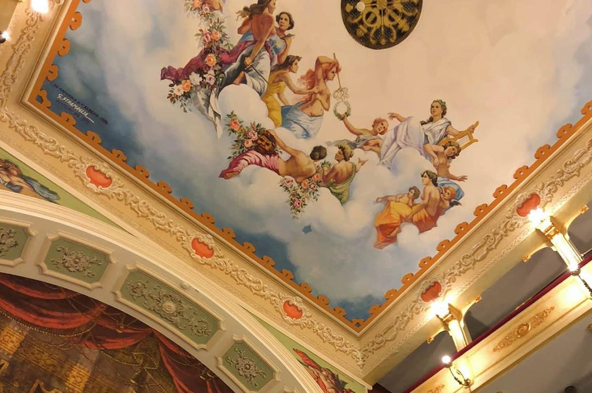 Teatro Van Westerhout, piccolo gioiello di Mola di Bari
