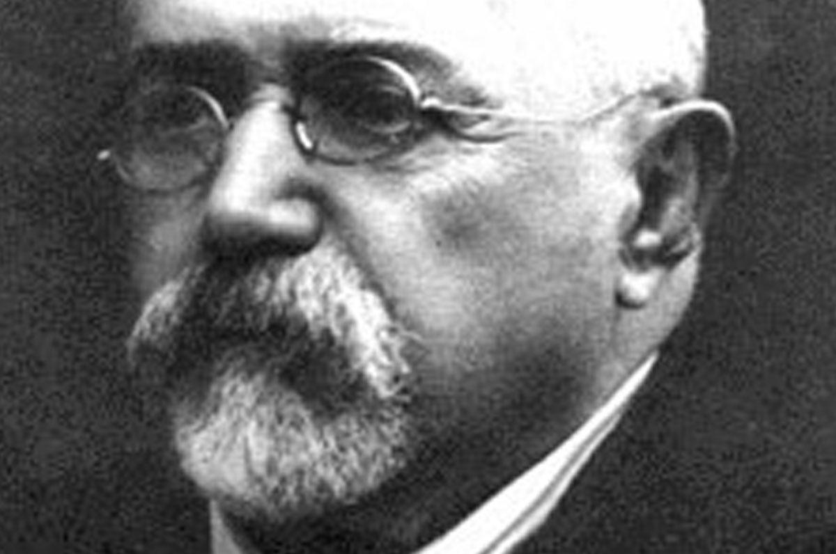 Nicola Zingarelli, il papà del vocabolario italiano