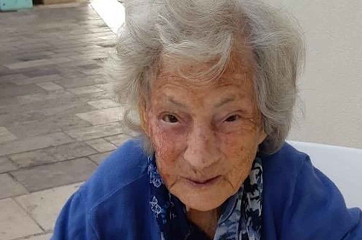 Operata a 105 anni per un tumore al viso: la storia di nonna Giustina