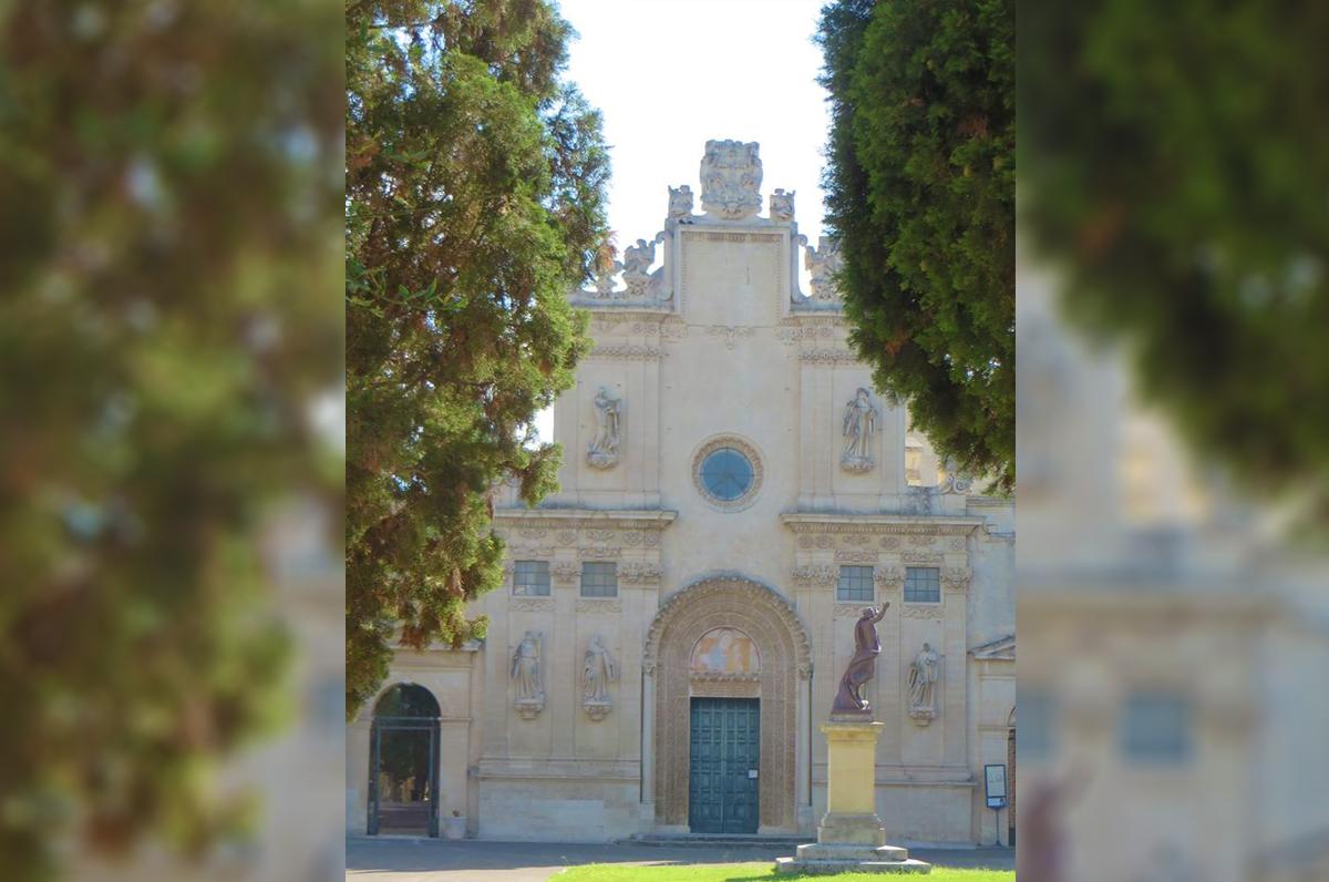 Chiesa dei SS. Niccolò e Cataldo, mix tra romanico e barocco