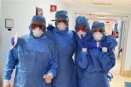 pazienti guariti al Miulli