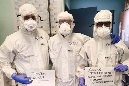 coronavirus, chiuso reparto di pneumologia