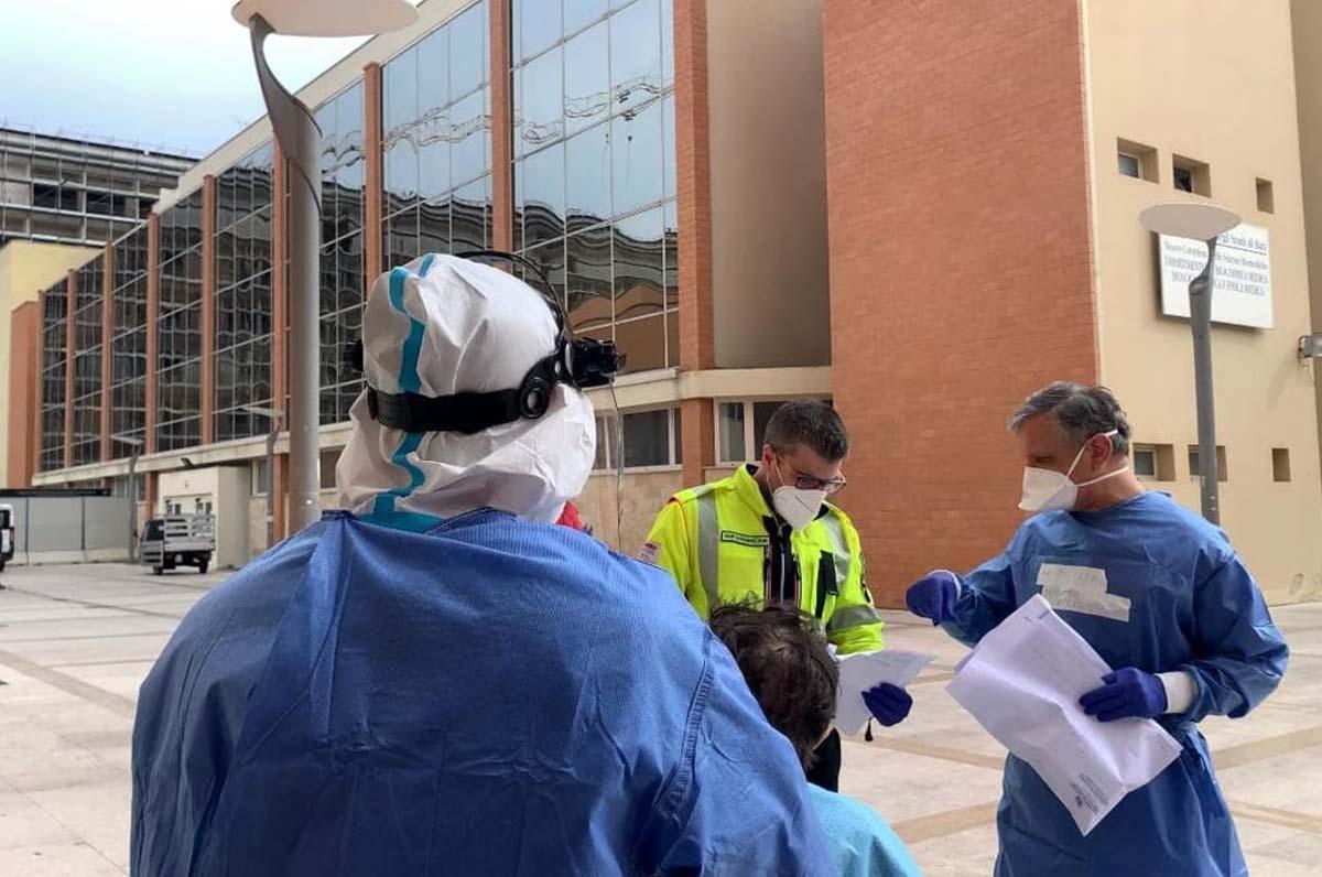 coronavirus, guarito paziente lombardo in Puglia