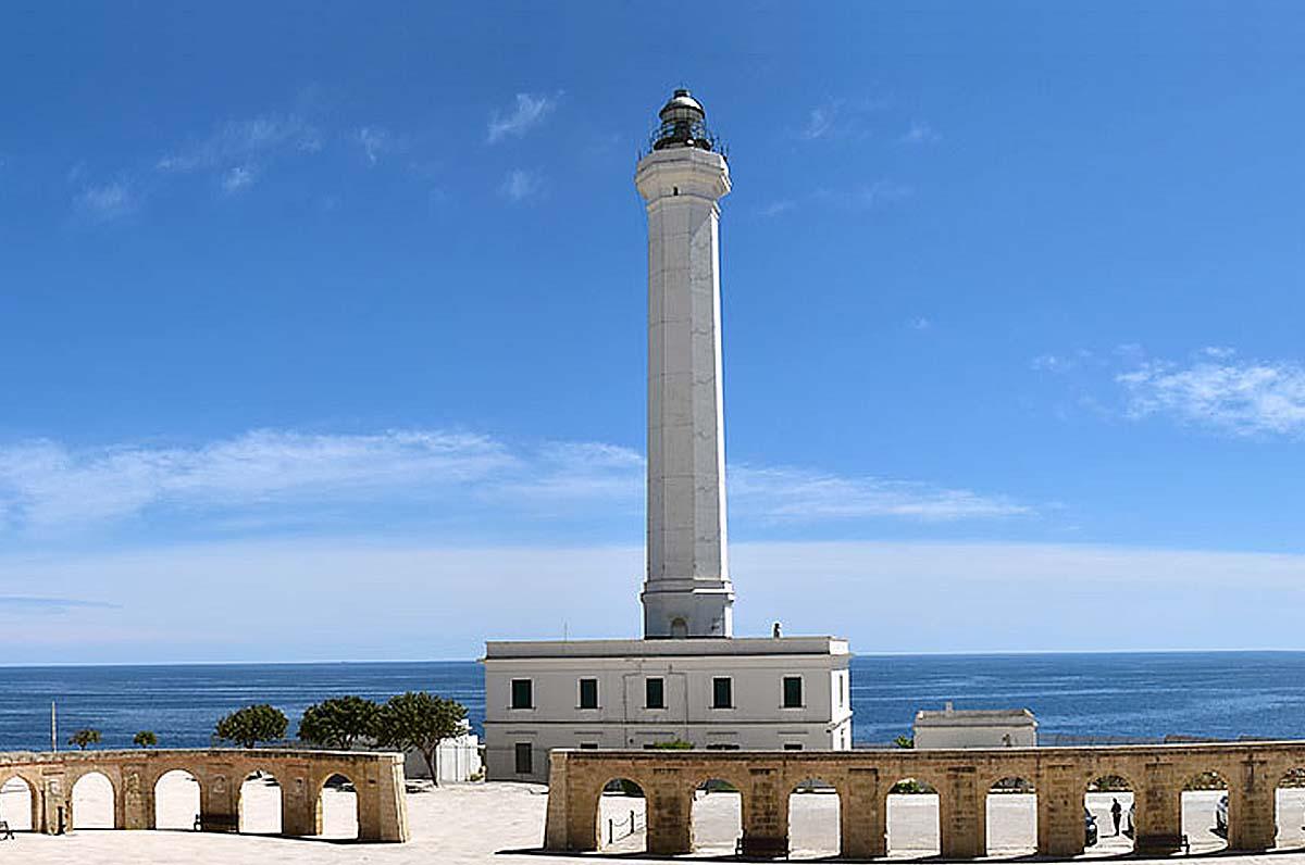 Faro di Santa Maria di Leuca, il secondo più alto d'Europa