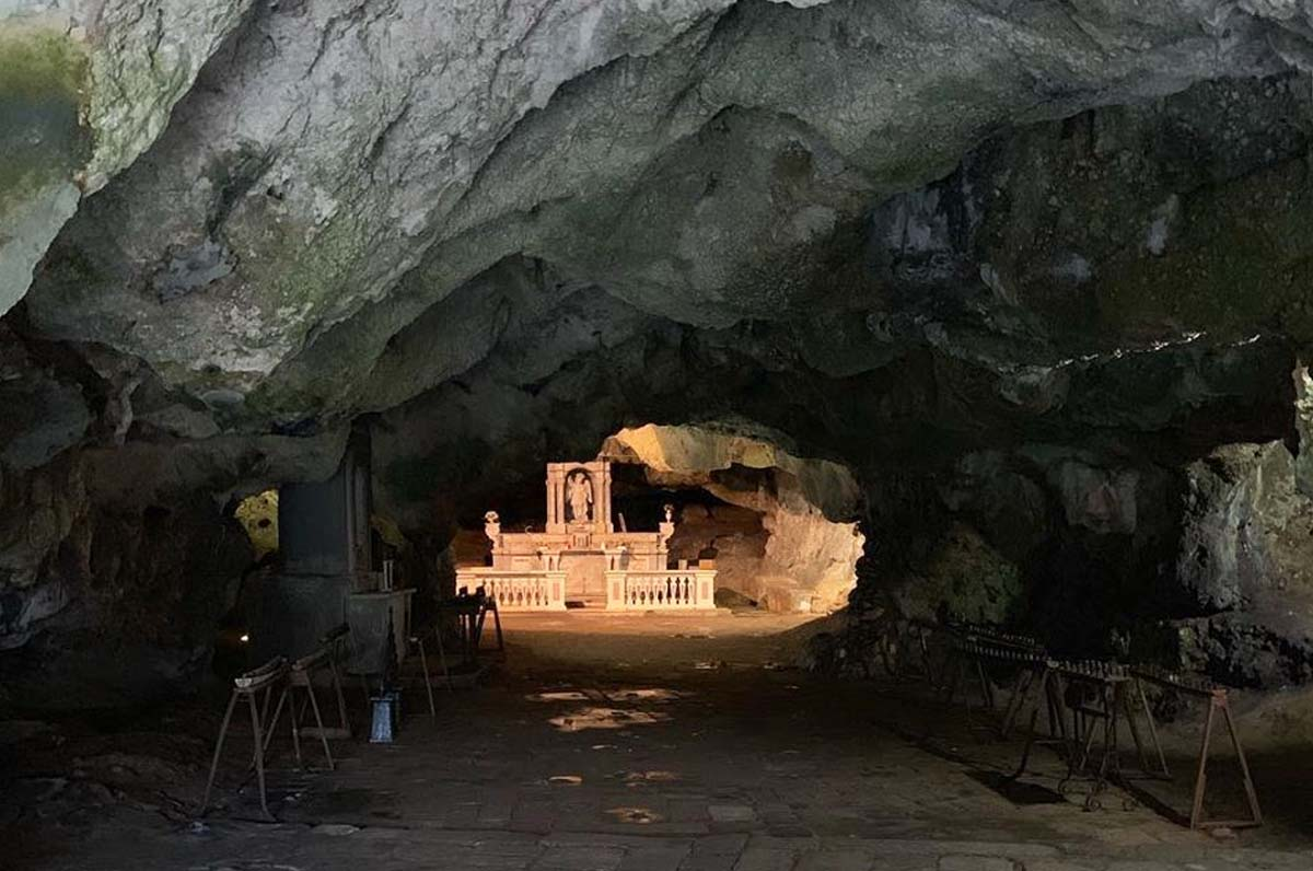 Grotta di San Michele Cagnano Varano