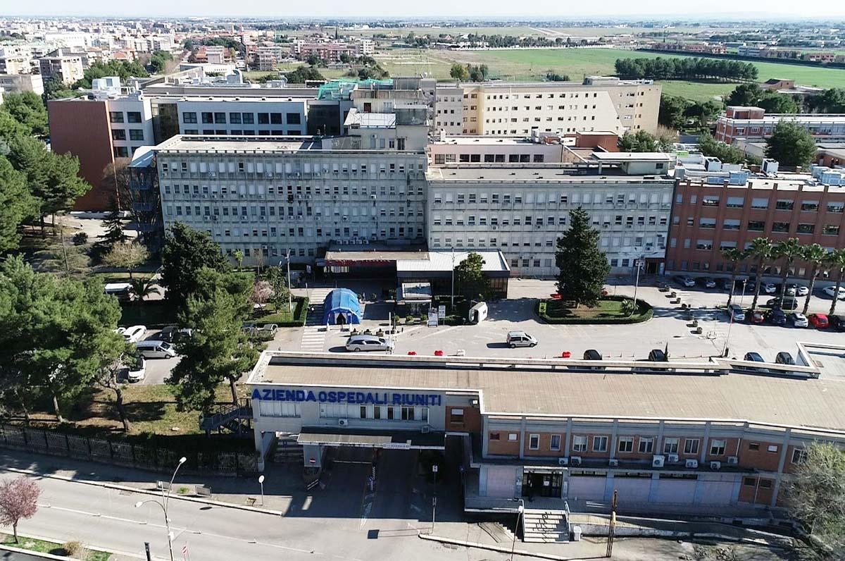 Ospedale Riuniti di Foggia