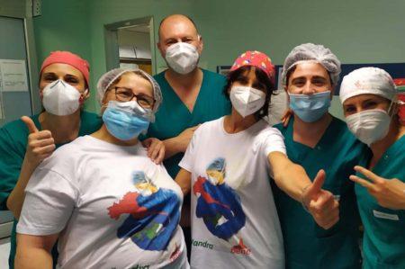 coronavirus, chiusa terapia intensiva brindisi