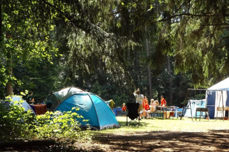 riapertura dei campi estivi