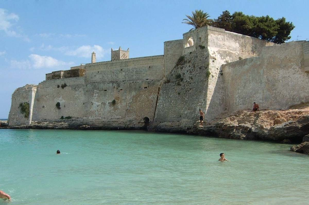 Abbazia o castello di Santo Stefano Monopoli