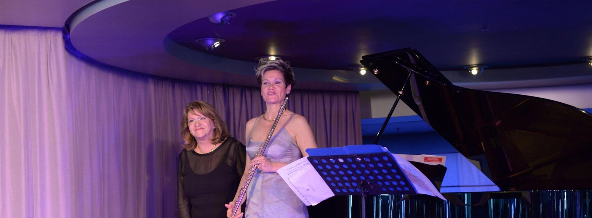 Brindisi: Duo di Francesca Salvemini e Silvana Libardo
