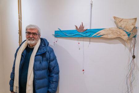 mostra di Matteo Manduzio