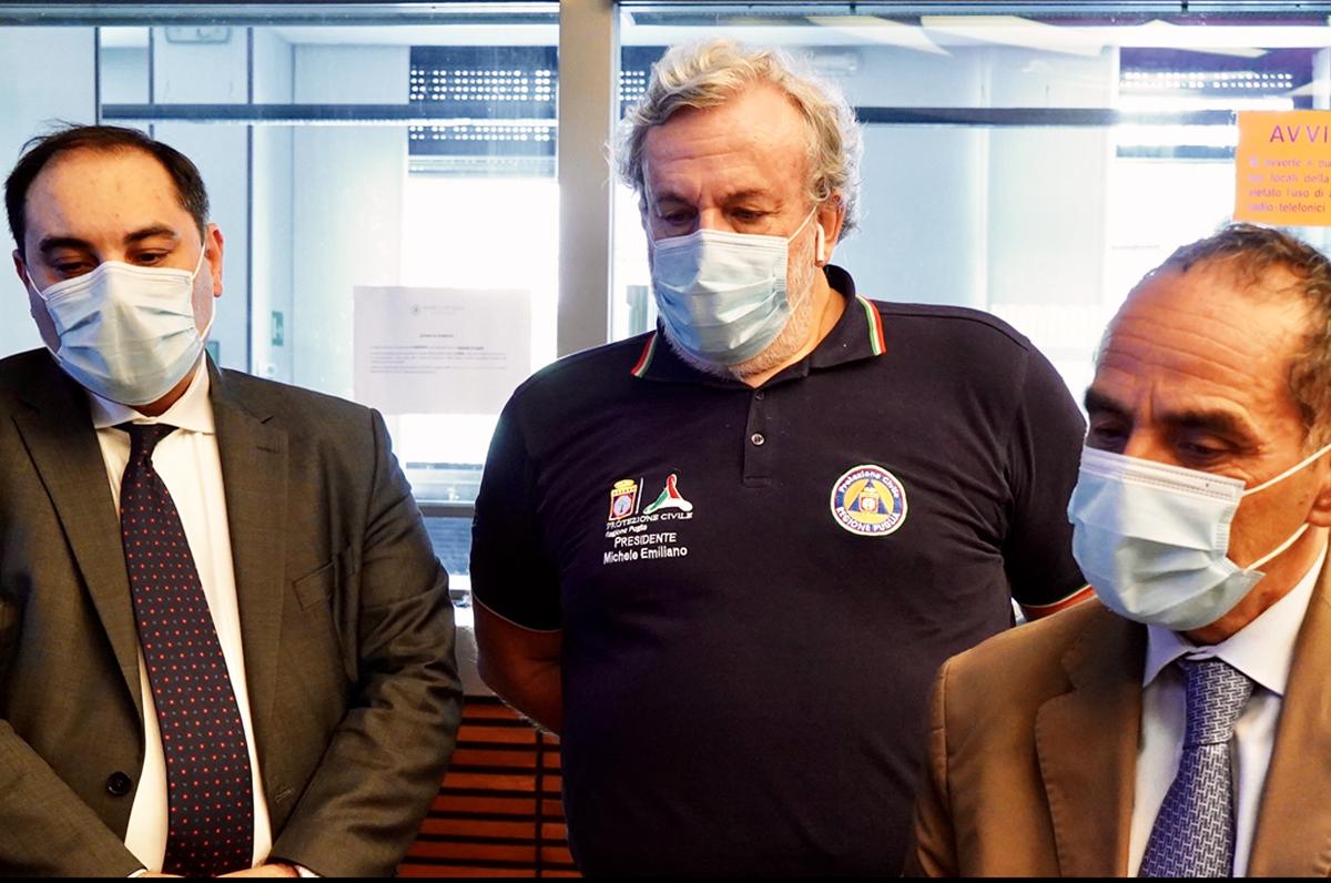 Medicina Taranto, la nuova sede nell'ex Banca d'Italia