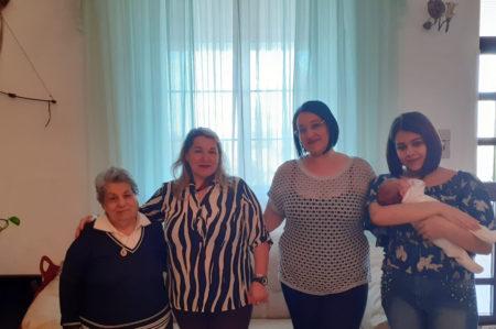 Chi è la nonna più giovane di Puglia