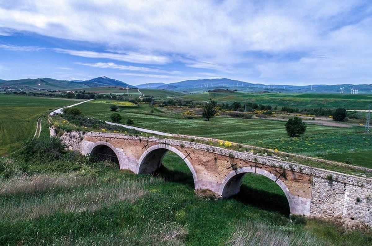 Ponte di Palino, ingegno dell'antica Roma a Sant'Agata