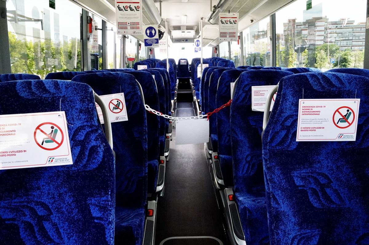 Puglia, come spostarsi con i mezzi pubblici