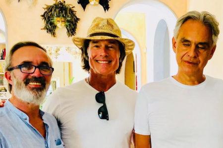 Ronn Moss ambienterà il suo film in Puglia