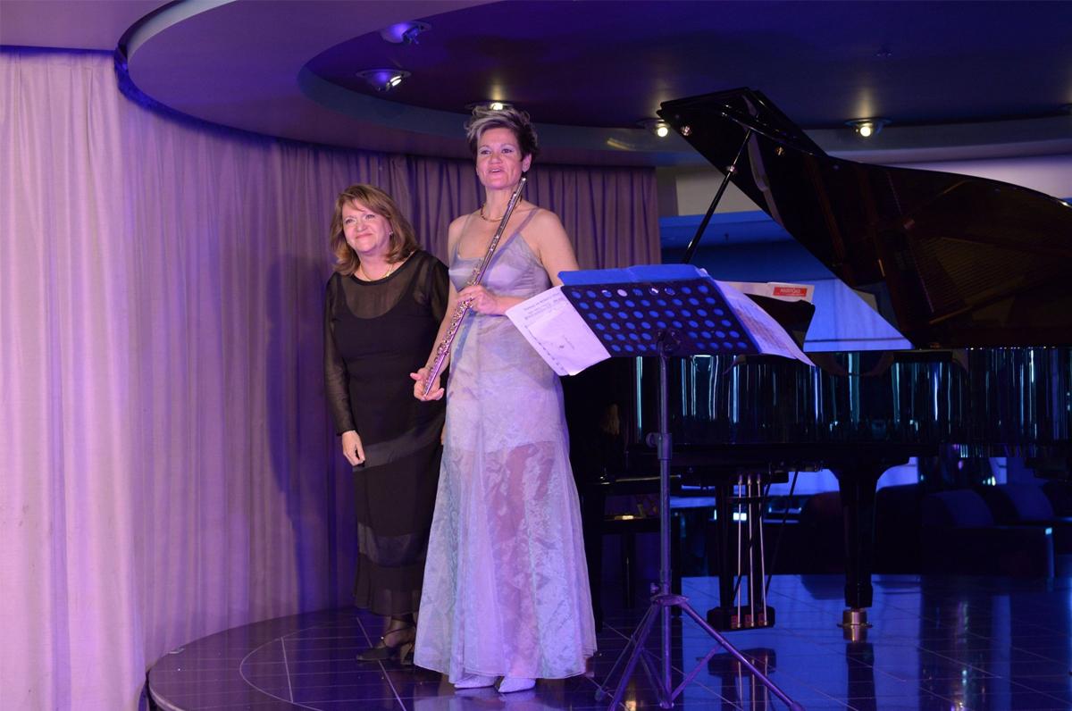 Francesca Salvemini e Silvana Libardo in concerto