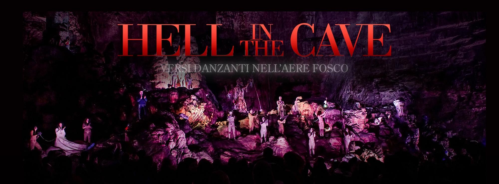 Castellana Grotte: Hell in the Cave