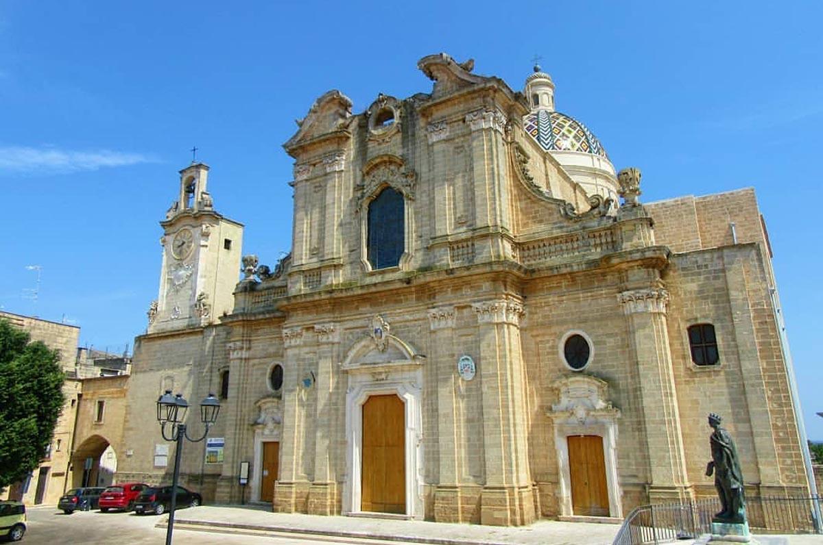 """Cattedrale di Oria, la """"San Pietro in piccolo"""" pugliese"""