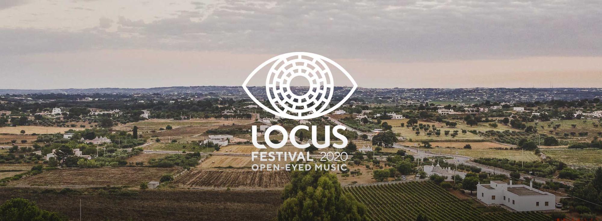 Locorotondo, Fasano: Locus Festival 2020 limited edition
