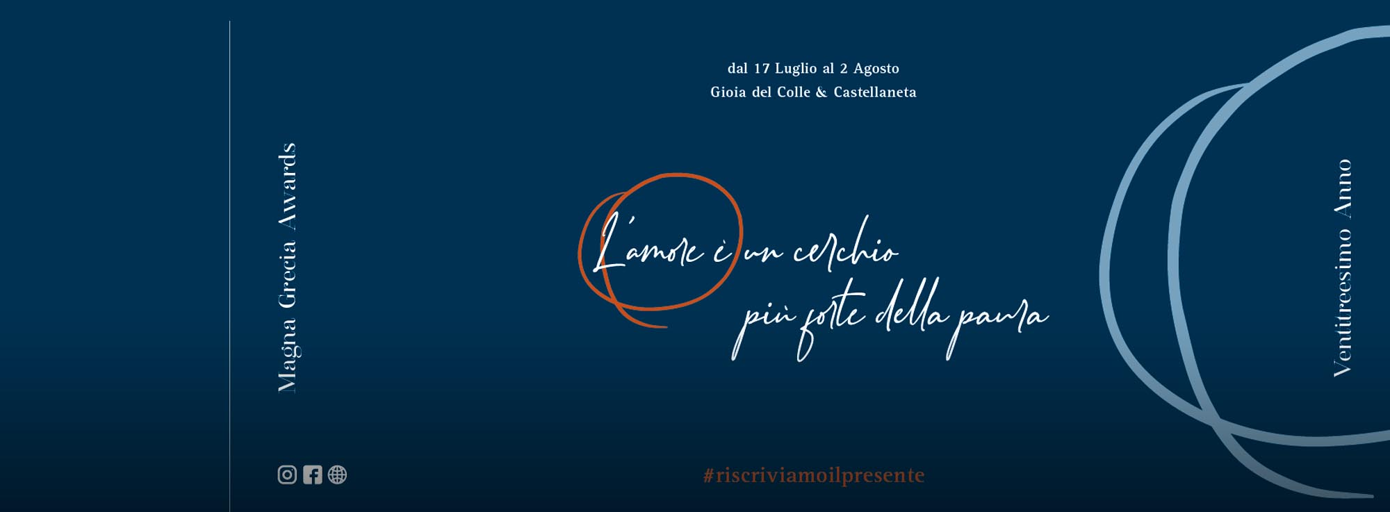 Gioia del Colle, Castellaneta: Magna Grecia Awards 2020