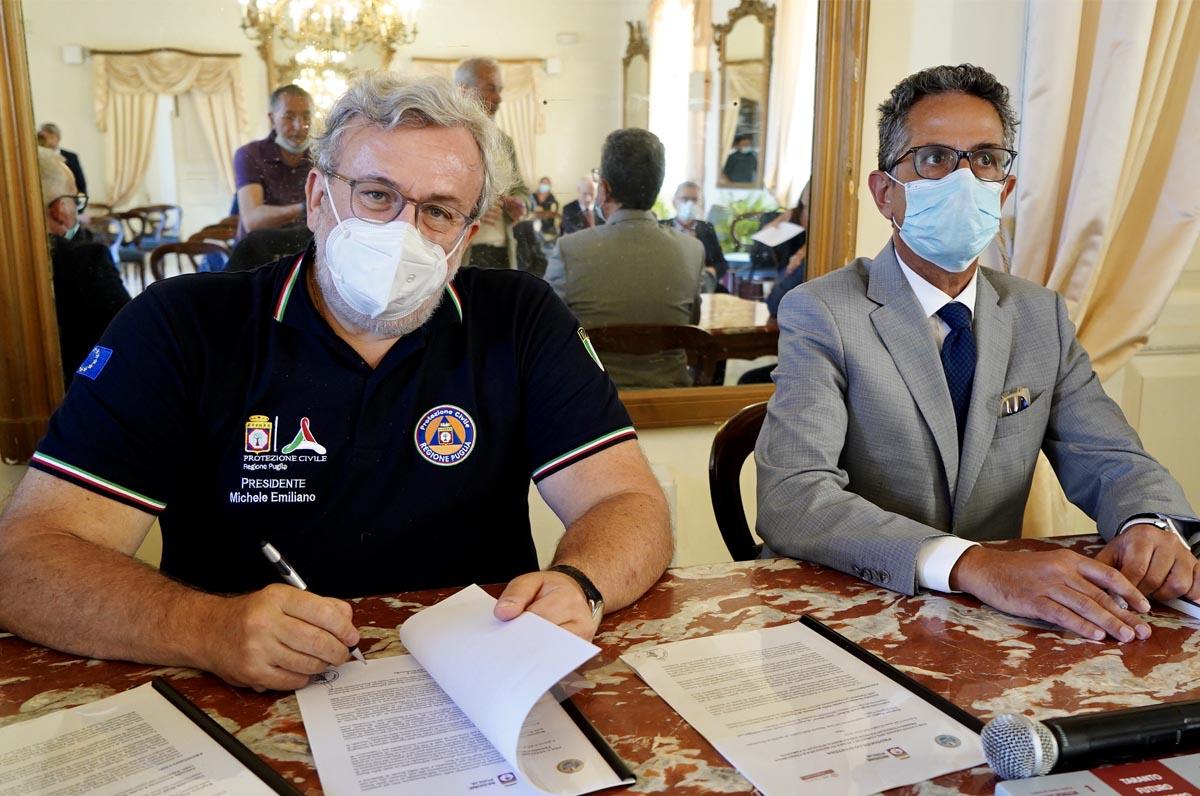 Medicina a Taranto, firmato il protocollo d'intesa