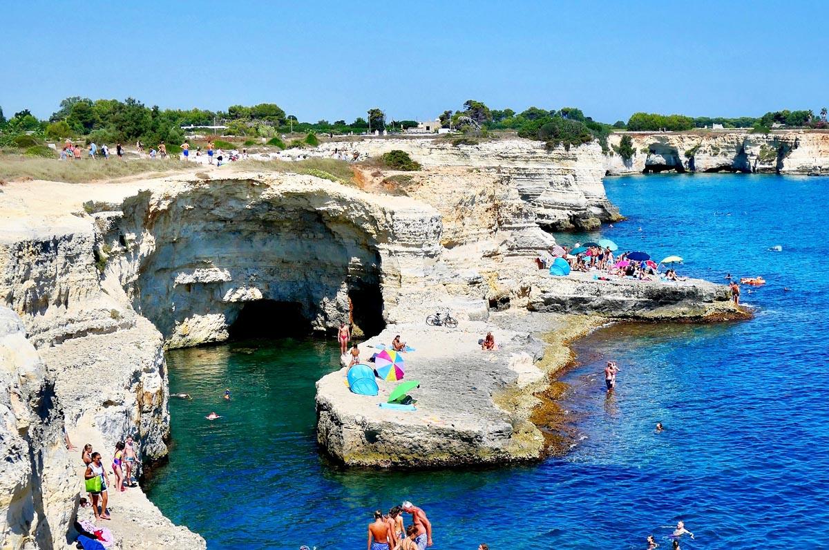 Puglia, meta sicura per il coronavirus