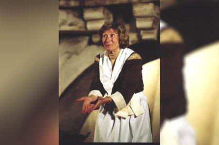 Mariolina De Fano, sala al Piccinni a suo nome