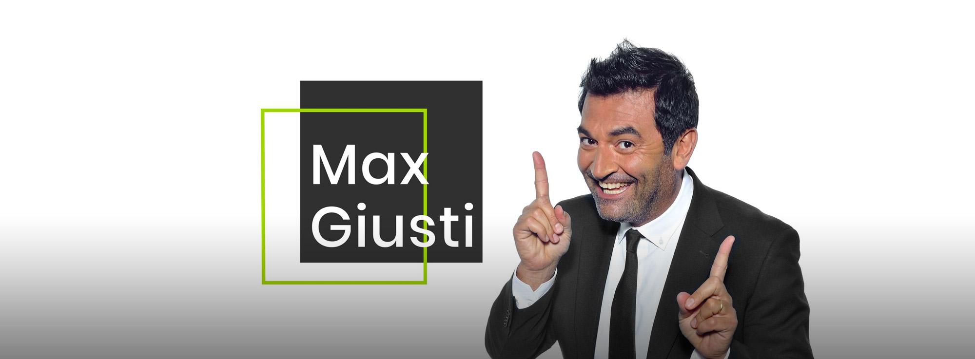 San Menaio: Max Giusti al Gargano Media Festival