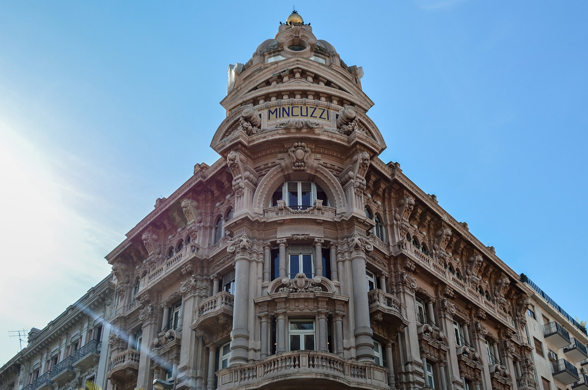 Palazzo Mincuzzi, storia della bellezza di via Sparano a Bari