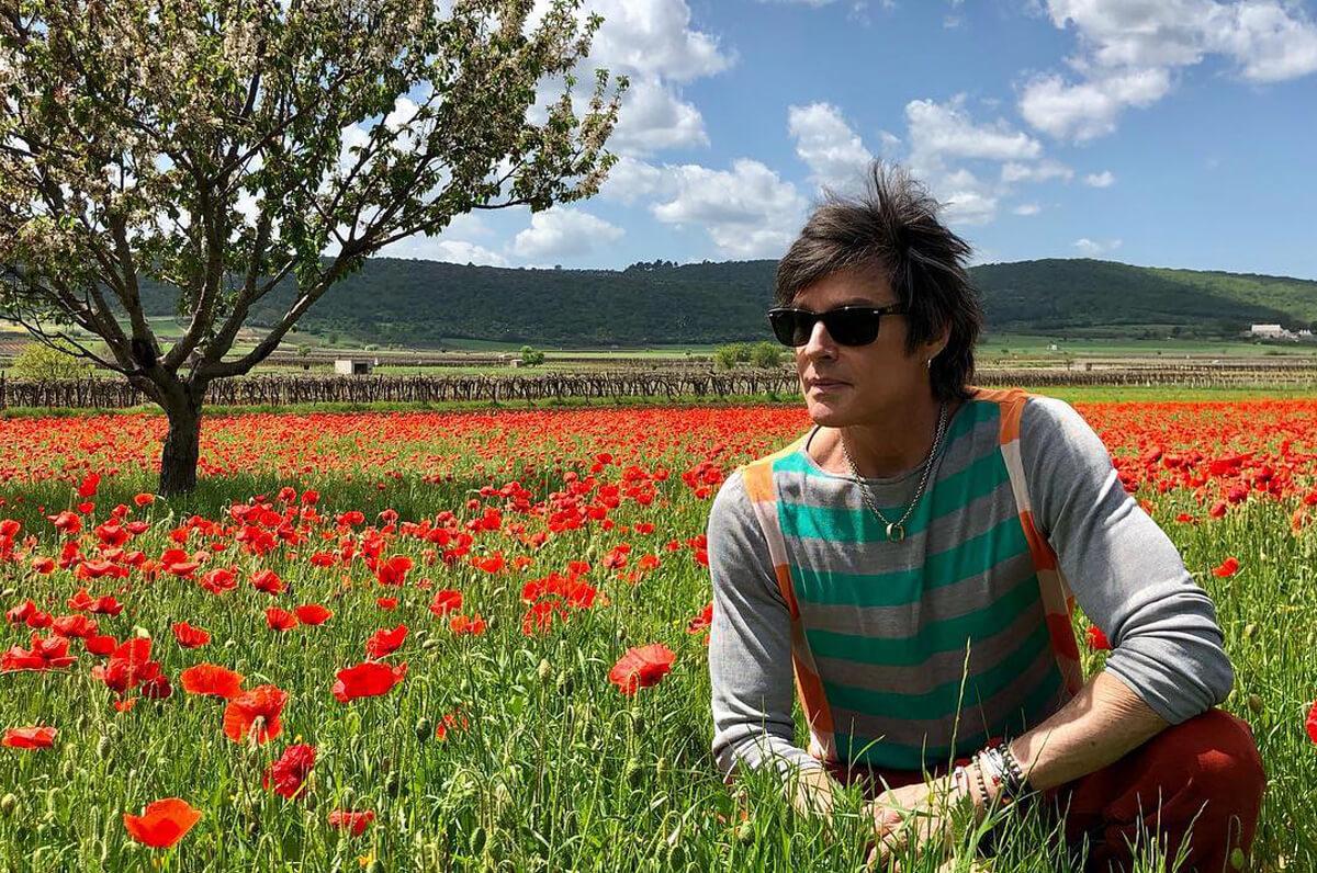 Ronn Moss in Puglia