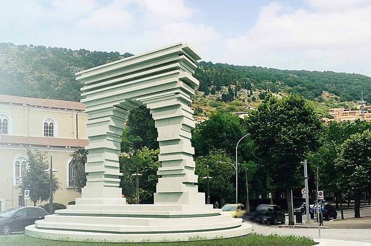 San Marco in Lamis, nuovo monumento dedicato alla via Francigena