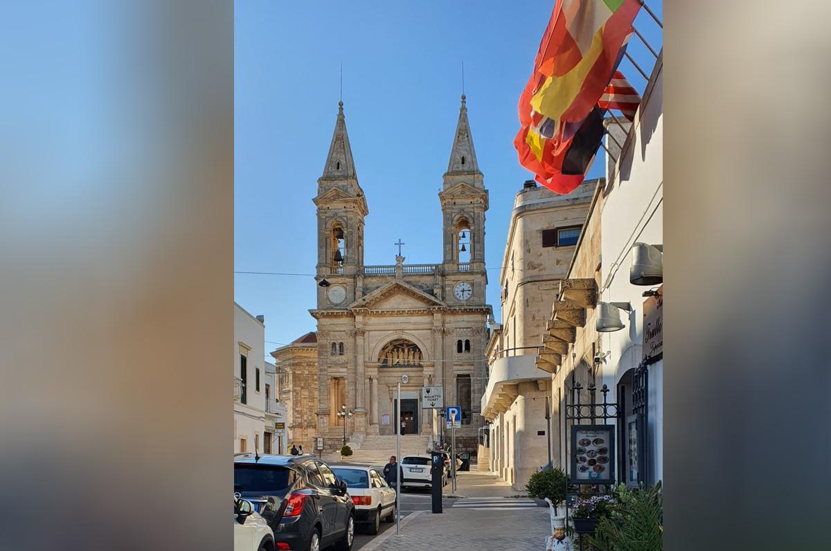 Basilica dei Santi Medici di Alberobello