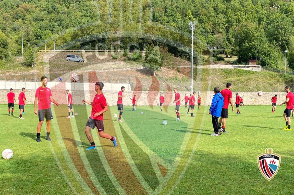 Foggia Calcio in Serie C